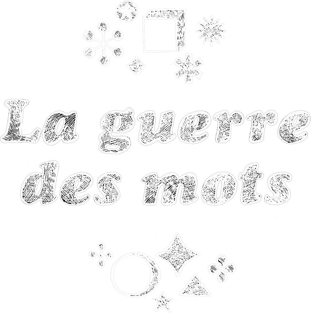 Logo La Guerre des Mots